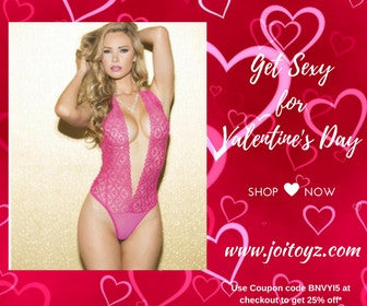 Get 25% off this Valentine's Day