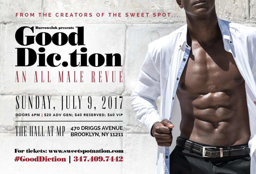 Good Dic.tion - an All Male Revue