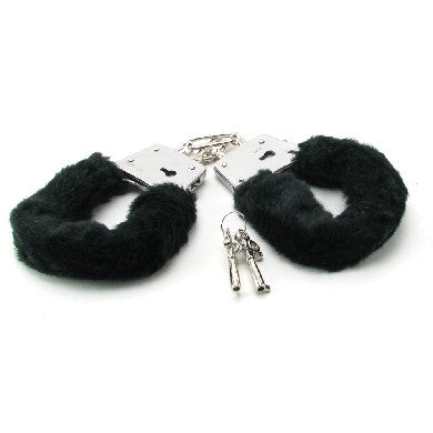 Beginner's Furry Cuffs