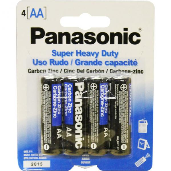 Panasonic AA Batteries - Joitoyz