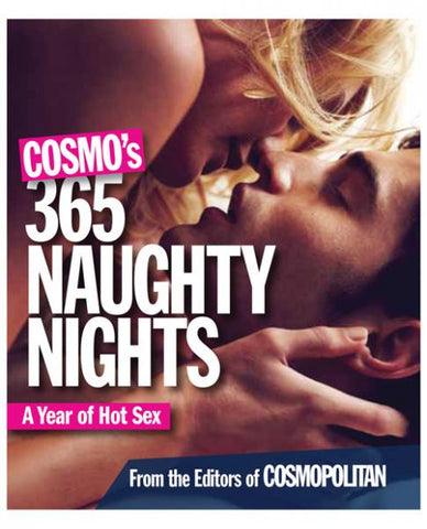 Cosmo's 365 Naughty Nights New Edition - Joitoyz