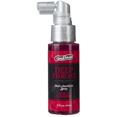 GoodHead Deep Throat Spray - Joitoyz
