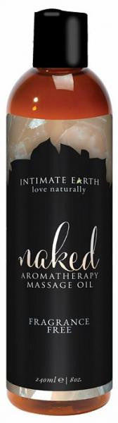 Intimate Earth Naked Massage Oil - Joitoyz