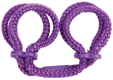 Japanese Rope Wrist Cuffs