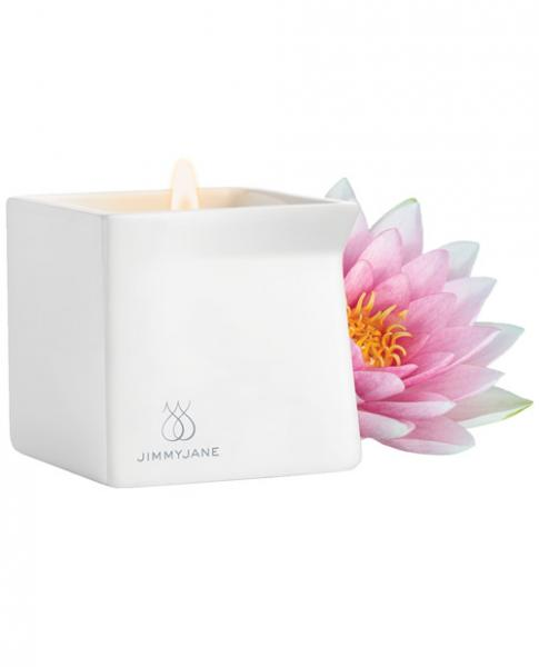 Jimmyjane Afterglow Natural Massage Candle - Joitoyz
