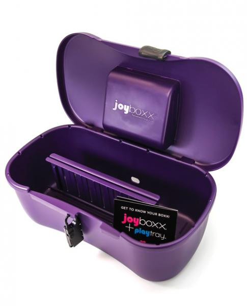 Joyboxx + Playtray Adult Toy Storage System - Joitoyz