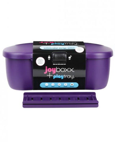 Joyboxx + Playtray Adult Toy Storage System