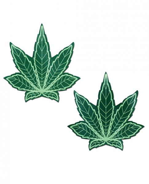 Pastease Marijuana Leaf Pasties
