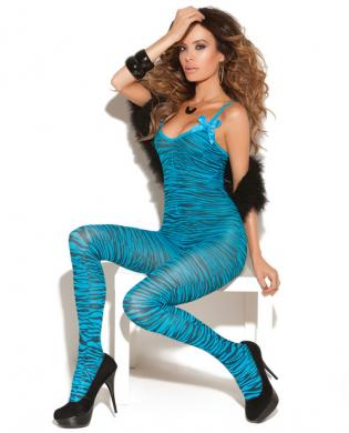 Vivace bodystocking w/satin bows