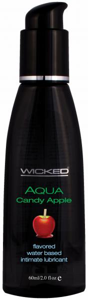 Wicked Aqua Flavored Intimate Lubricant 2oz