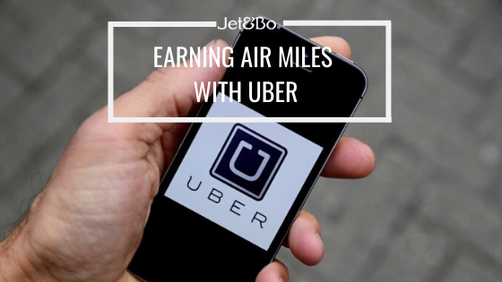 Earning Air Miles With Uber