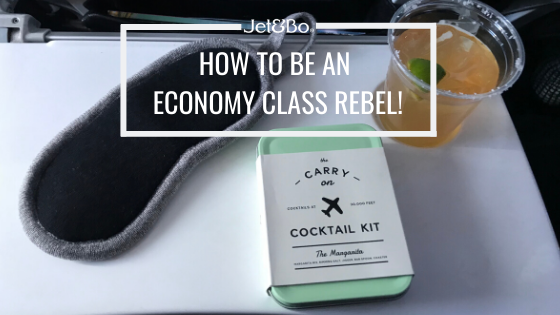 How to be an Economy Class Rebel!