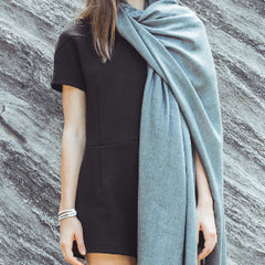 Ahalife Cashmere Travel Wrap