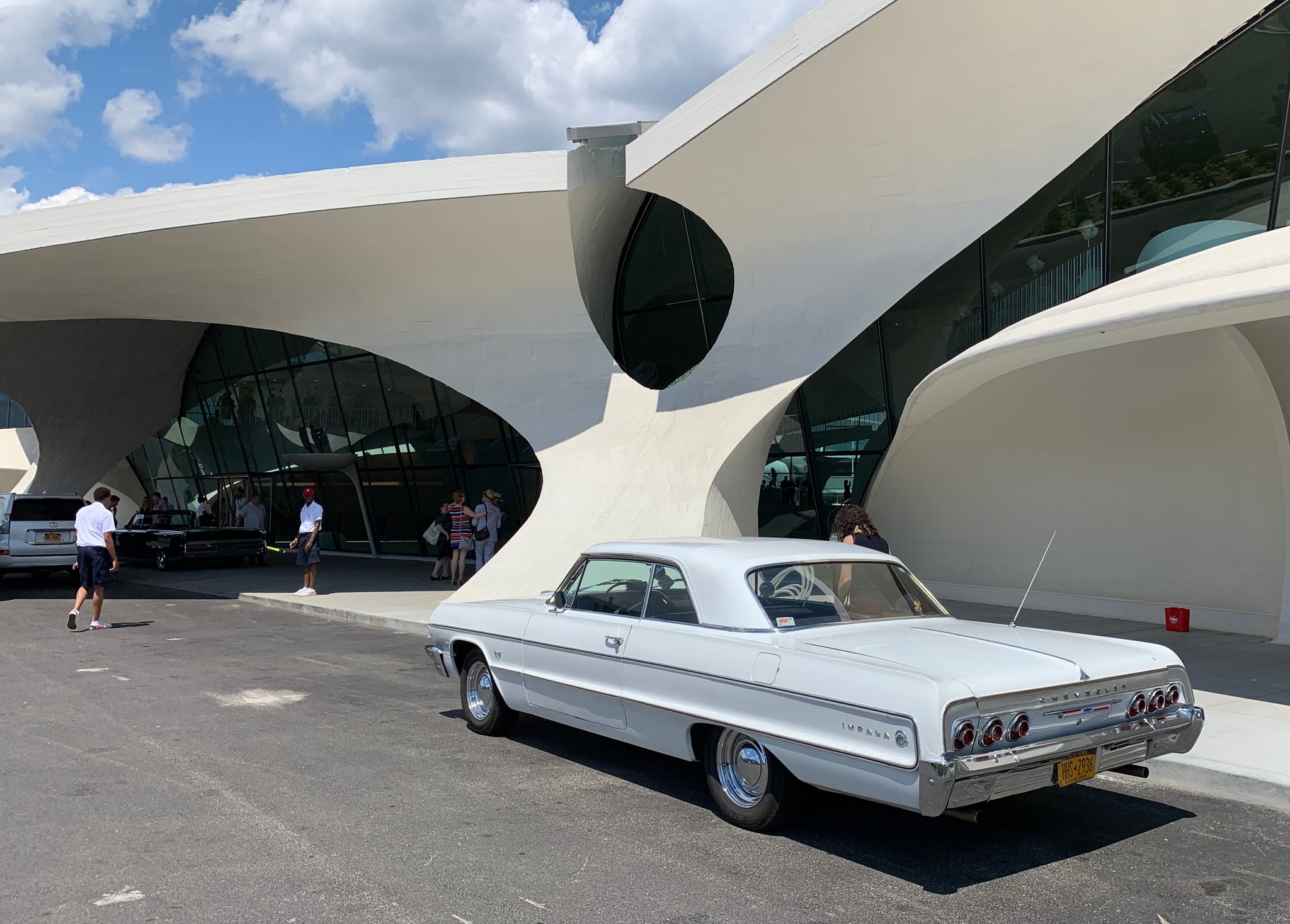 TWA Hotel leaving the past behind