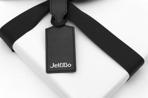Jet&Bo Gift Wrapping Luggage Tag