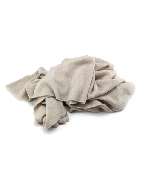 Jet&Bo 'So Soft, So Smart' Lightweight Cashmere Travel Wrap (Beige)
