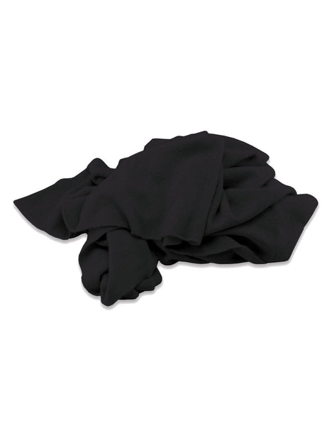 Jet&Bo 'So Soft, So Smart' Lightweight Cashmere Travel Wrap (Black)