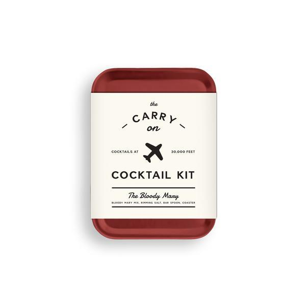 The Bloody Mary Carry-On Cocktail Kit by W&P Design-Jet&Bo