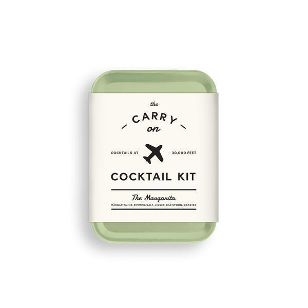 The Margarita Carry-On Cocktail Kit by W&P Design-Jet&Bo