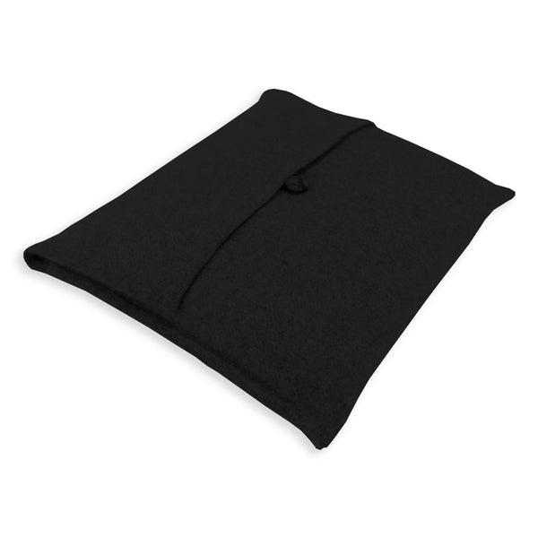 Jet&Bo 'Your New Best Friend' Cashmere Travel Blanket (Black)