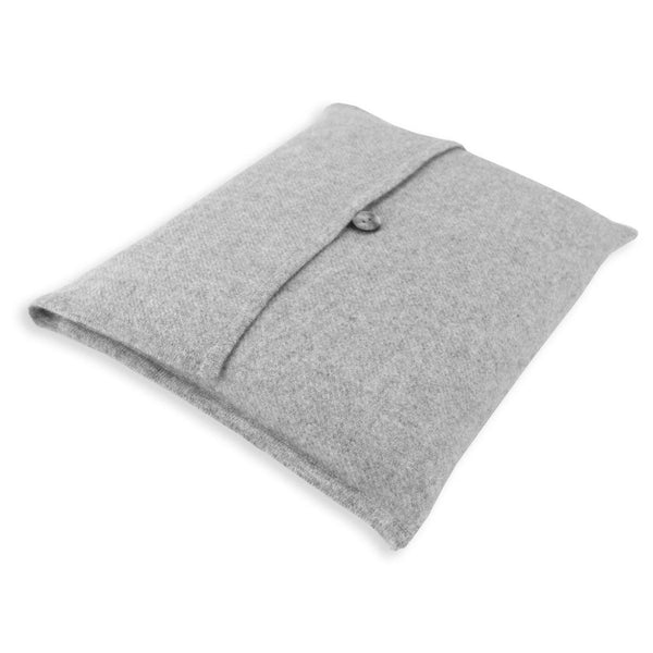 Jet&Bo 'Your New Best Friend' Cashmere Travel Blanket (Gray)