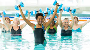 SHERWAY 3 & 4 - AQUA FIT PACKAGE - 8 Week Package - Starting Tuesday January 14th