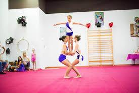 NOYQ - MONDAY - KIDS ADVANCED ACRO (9 - 12 years old) @ 7:00pm - 12 Weeks Remaining