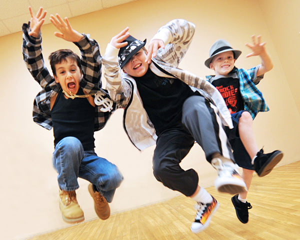 OVATION - KIDS HIP HOP (5 - 8 years old) @5:30pm - Coming soon in January 2019