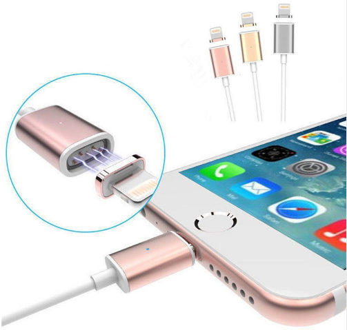 Magnetic 2.4 Fast Charging Cable For iPhone and Android