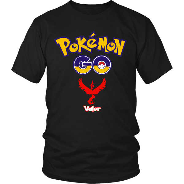 "Pokemon ""Team Valor"" T-Shirt"
