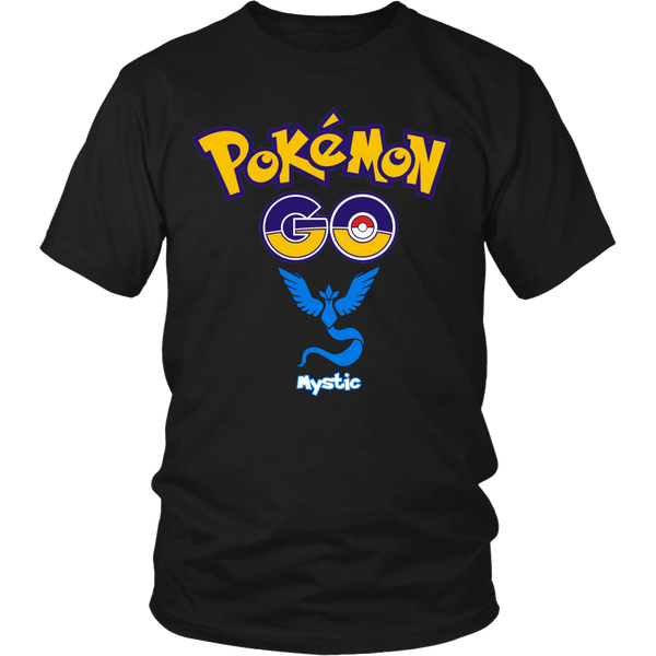 "Pokemon ""Team Mystic"" T-Shirt"
