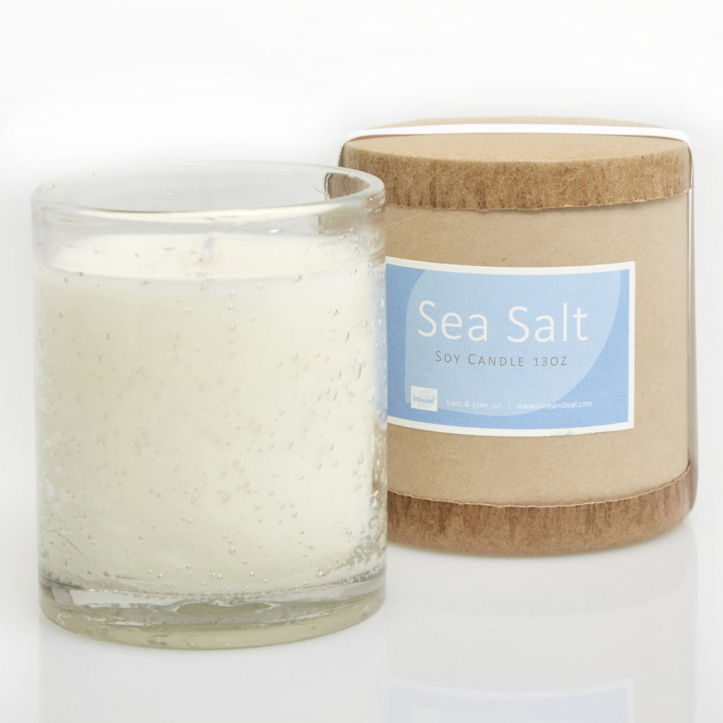 Sea Salt Candle