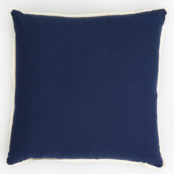 Solid Pillow Cover Midnight