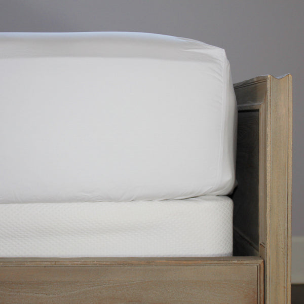 Garment Washed Fitted Sheet