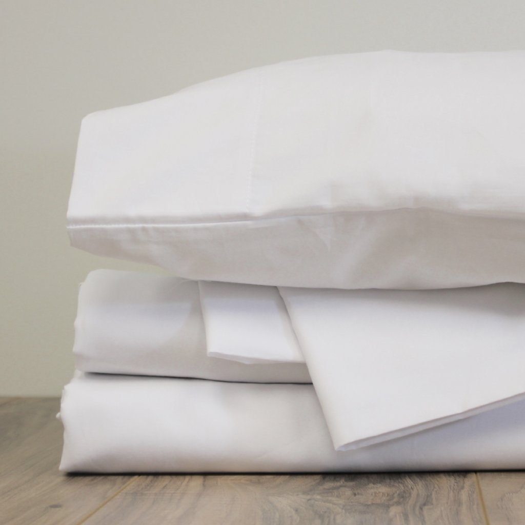 Everyday White Sheet Set