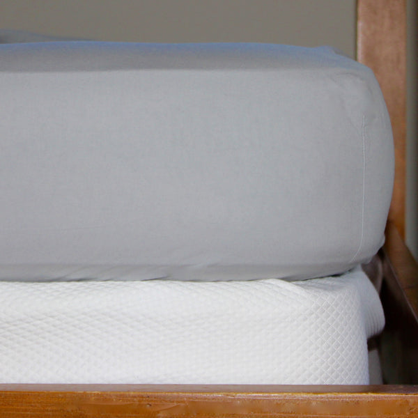 Garment Dyed Fitted Sheet