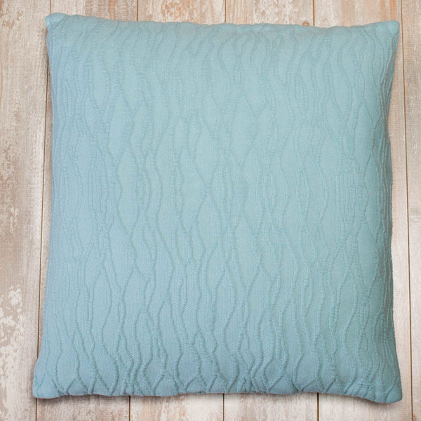 Wave Matelasse Pillow Cover
