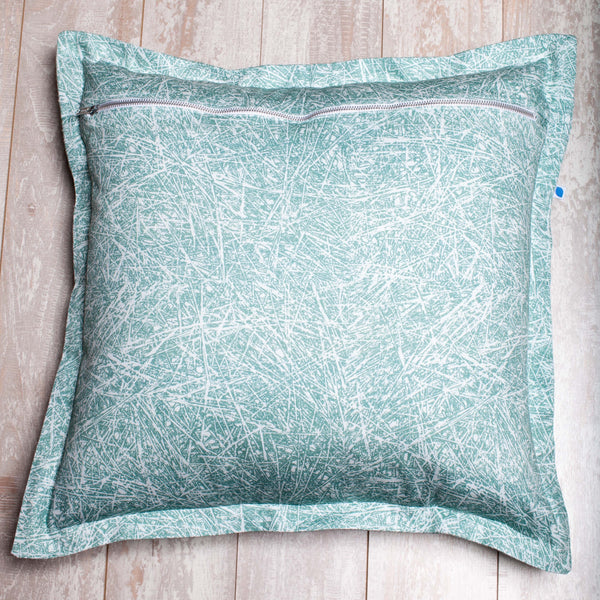 Pine Needle Pillow Cover