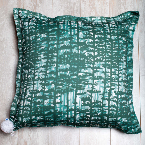 Pine Coast Pillow Cover