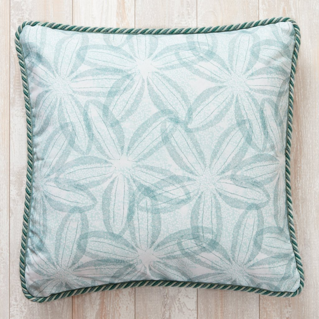 Outdoor Sand Dollar Pillow Cover