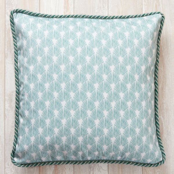 Outdoor Fan Shell Pillow Cover