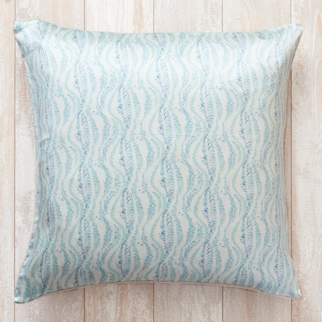 Silk Sea Urchin Pillow