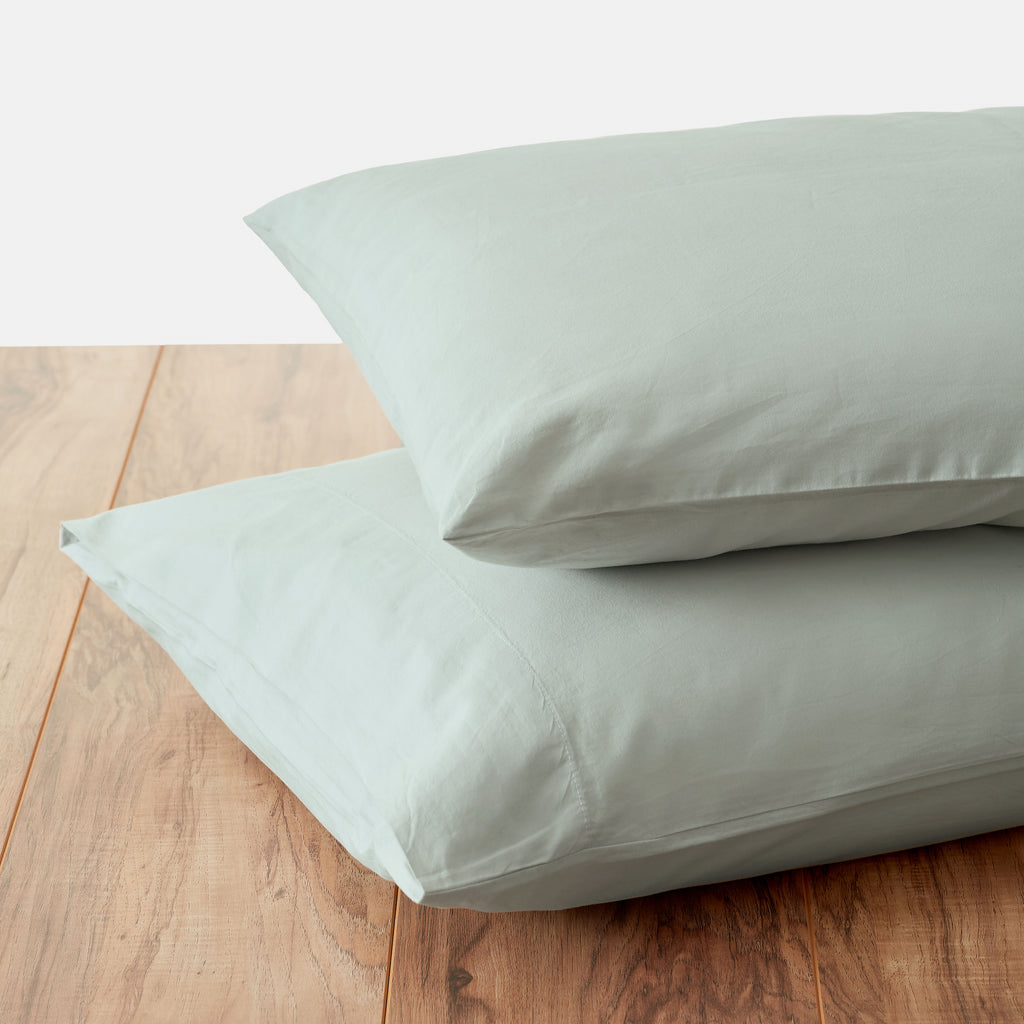 Garment Dyed Pillowcase Set