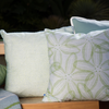 Spring Droplet Pillow Cover