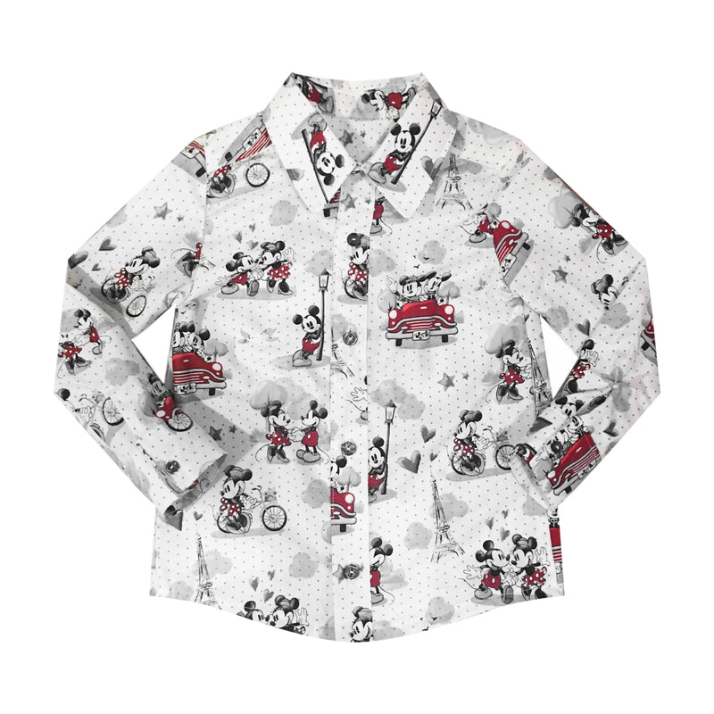 Vintage Romance Button Down