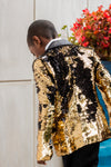 Oh So Gold Blazer
