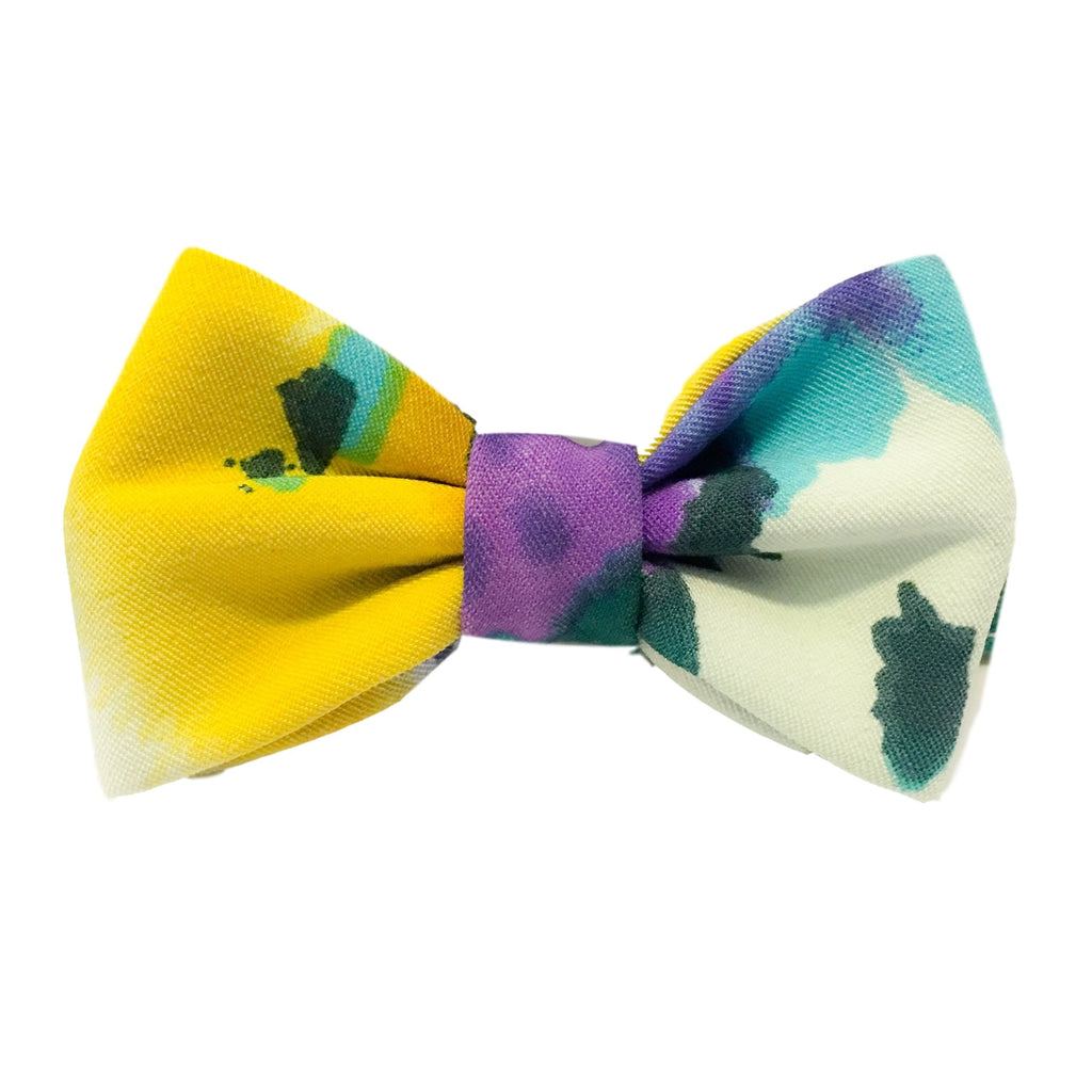 My Little Bow Tie - Spring Floral