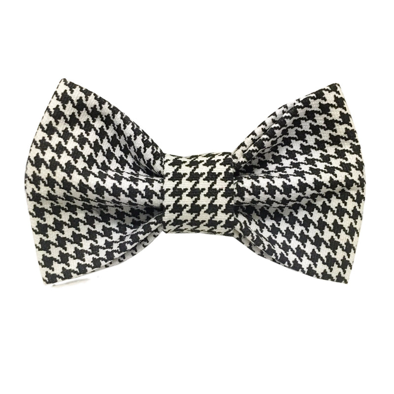 My Little Bow Tie - Houndstooth