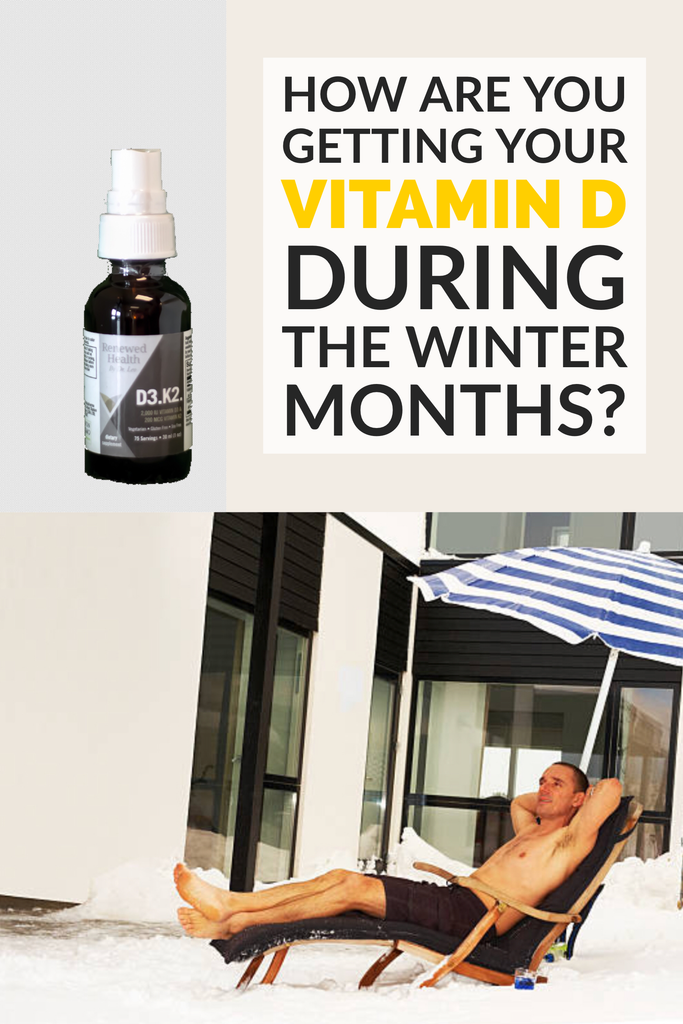 Are You Taking Vitamin D3 The Right Way?