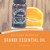 Orange Essential Oil Diffuser Benefits and Other Uses